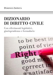 dizionario di diritto civile