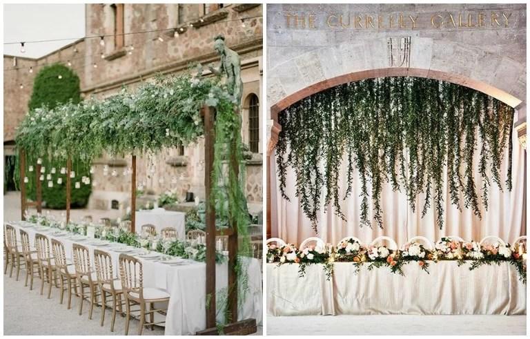 Nuanta nunta 2017 -decor floral proaspat