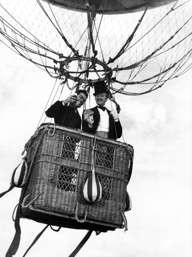cantinflas & david niven - around the world in 80 days 1956