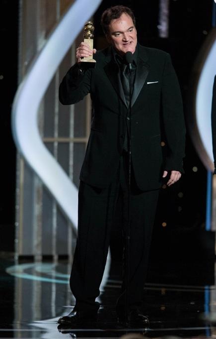 Quentin Tarantino, GG per la miglior sceneggiatura