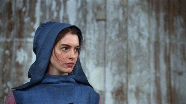 Anne Hathaway è Fantine