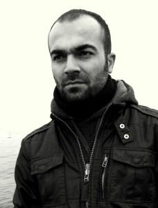 il regista Ali Aydin, 32 anni
