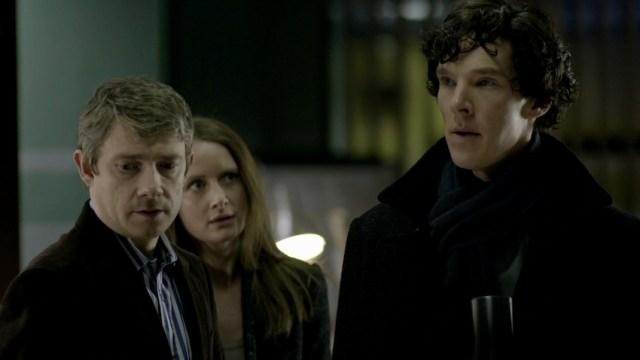 'Sherlock -Il banchiere cieco'