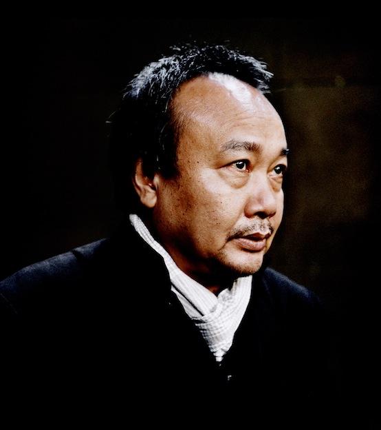 Il regista Rithy Panh