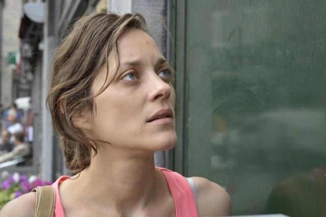 Marion Cotillard in 'Deux jours, une nuit' dei Dardenne (al terzo posto)