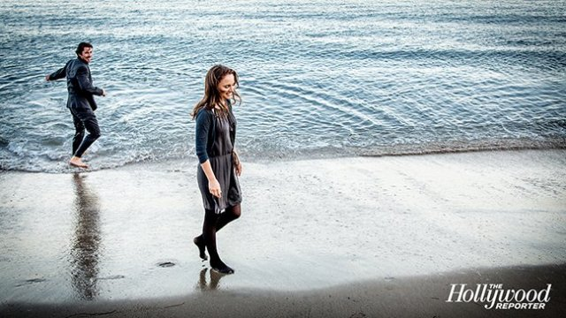 Natalie Portman e Christian Bale in 'Knight of Cups'