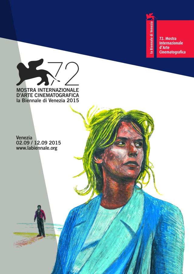 eccolo, il manifesto della prossima Mostra del cinema di Venezia