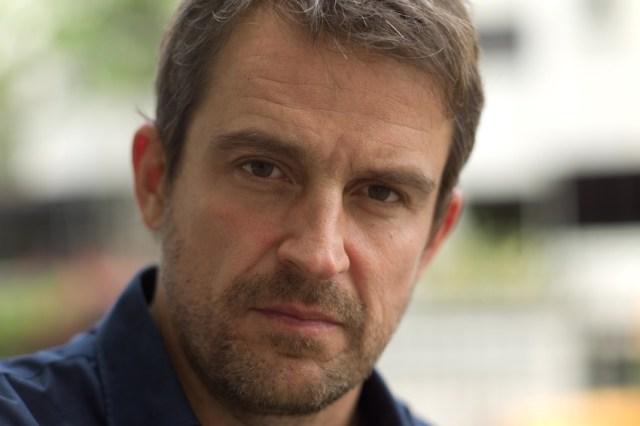 il regista Lorenzo Vigas
