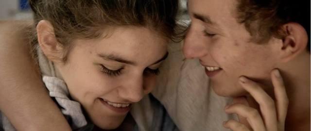 La giovanissima coppia di 'Keeper'