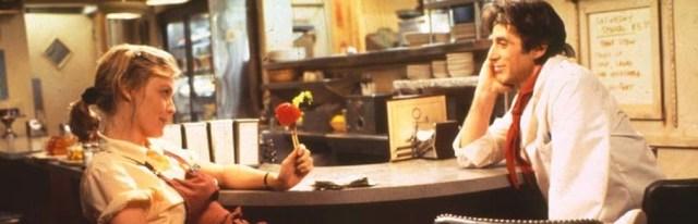 Michelle Pfeiffer e Al Pacino in 'Paura d'amare'