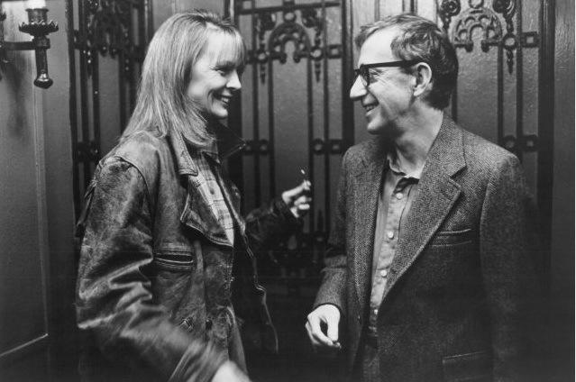 Diane Keaton e Woody Allen, 'Misterioso omicidio a Manhattan'