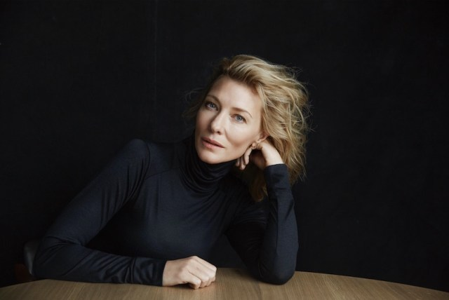 Cate Blanchett, voce narrante