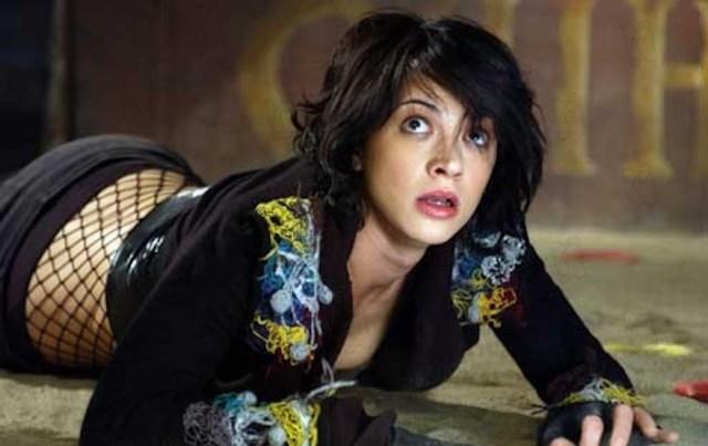 Asia Argento in una scena del film