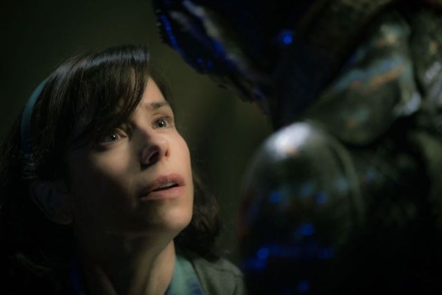 The Shape of Water, il film Leone d'oro