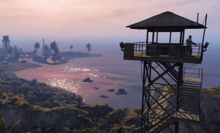 Rockstar releases update that brings new area in GTA V - Cayo Perico Heist