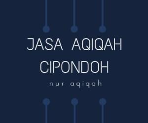 Info Jasa Aqiqah Cipondoh