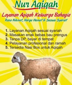 paket aqiqah citayam