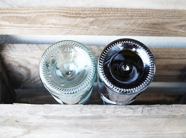 Flaschenkleiner