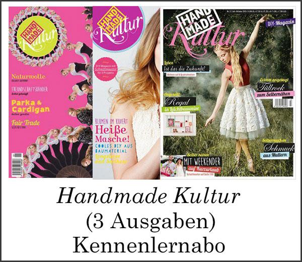 Handmade-Kultur-Gewinn