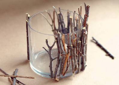 Eco-DIY-branch-candle-holder