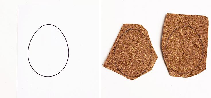 material Osteranhänger