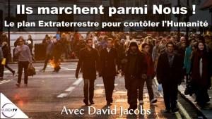 Ils marchent parmi nous avec David Jacobs