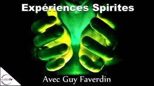 spiritisme avec Guy Faverdin