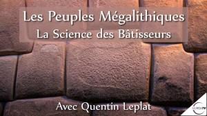Peuples mégalithiques avec Quentin Leplat