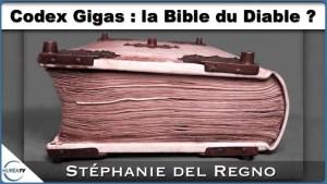 la bible du diable avec Stéphanie del Regno