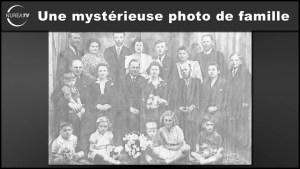 fantôme sur photo