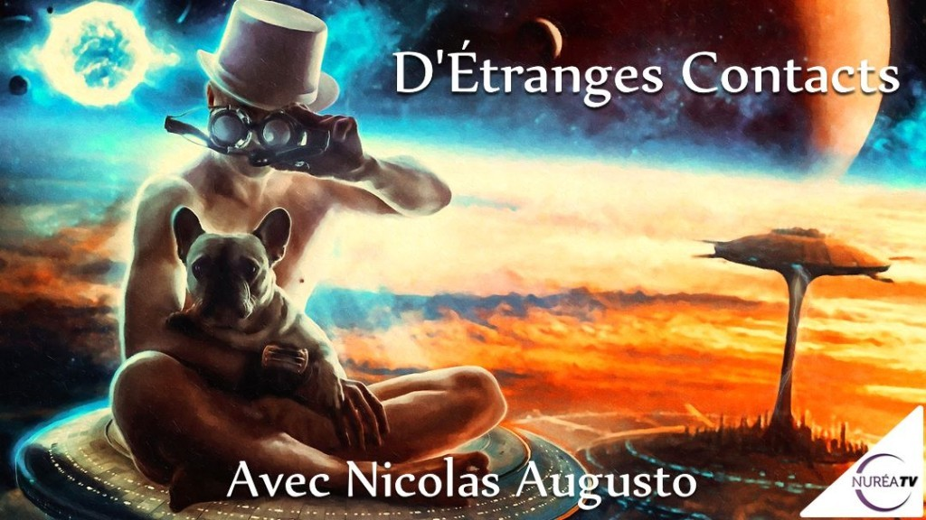 Nicolas Augusto sur Nuréa Tv