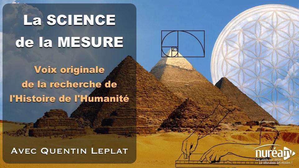 La Science de la Mesure avec Quentin Leplat
