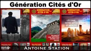 Génération Cités d'Or avec Antoine Station