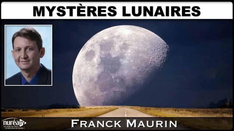 Mystères Lunaires avec Franck Maurin