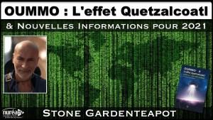 « OUMMO : Nouvelles informations » avec Stone Gardenteapot