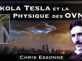 Nikola Tesla et la Physique des OVNis avec Chris Essonne sur Nuréa TV
