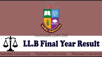 llb Final Year Result