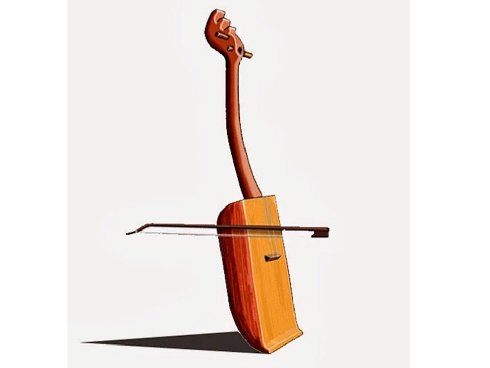 Alat Musik Gesek Tarawangsa