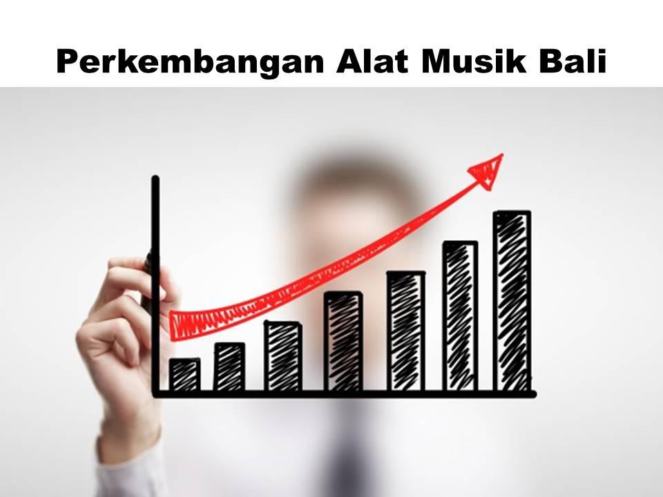 Perkembangan Alat Musik Bali