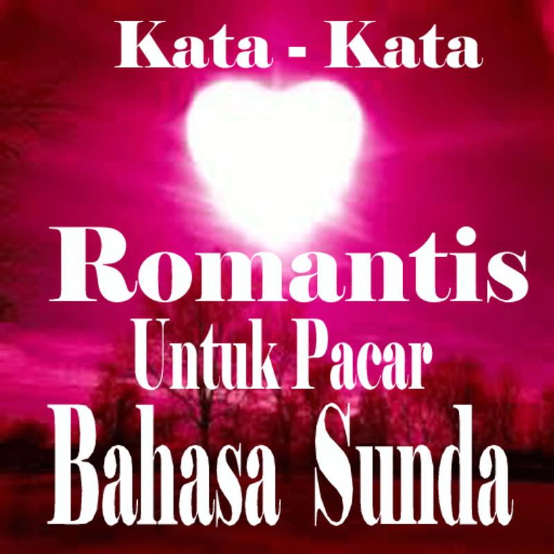 kata kata bahasa sunda romantis