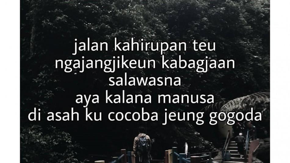 Gambar Kata Mutiara Bahasa Sunda
