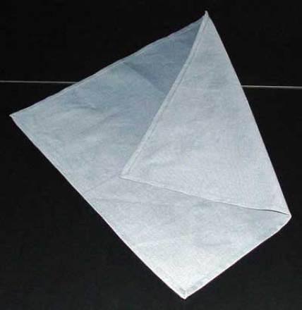 Lipatan Napkin Bebrbentuk Dasi