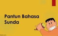 Pantun Bahasa Sunda