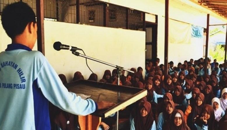 Pidato Perpisahan Kelas 6 Menyentuh Hati