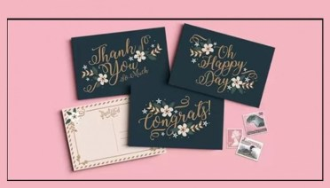 Contoh Greeting Card