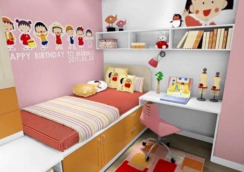 8 Desain Kamar Tidur Untuk Anak Laki-Laki dan Perempuan