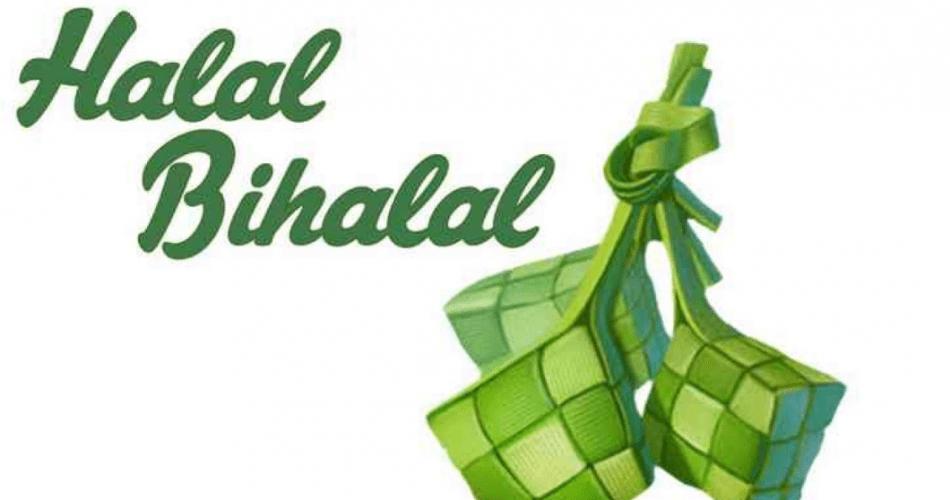 Susunan acara Halal Bi Halal