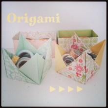 Organización origami