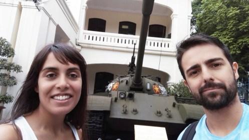 Museo de la Historia Militar de Vietnam