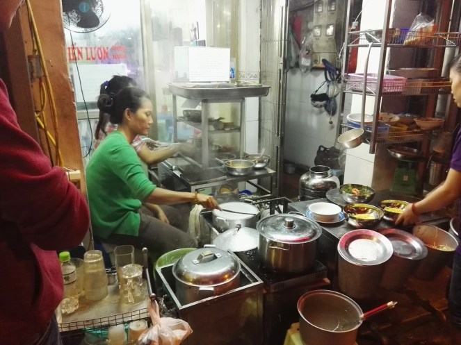 food tour Hanoi